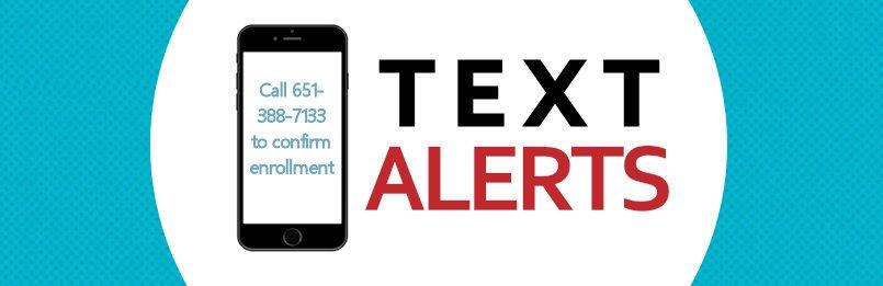 RWCU Text Alerts