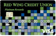 Red Wing Platinum VISA Credit Card